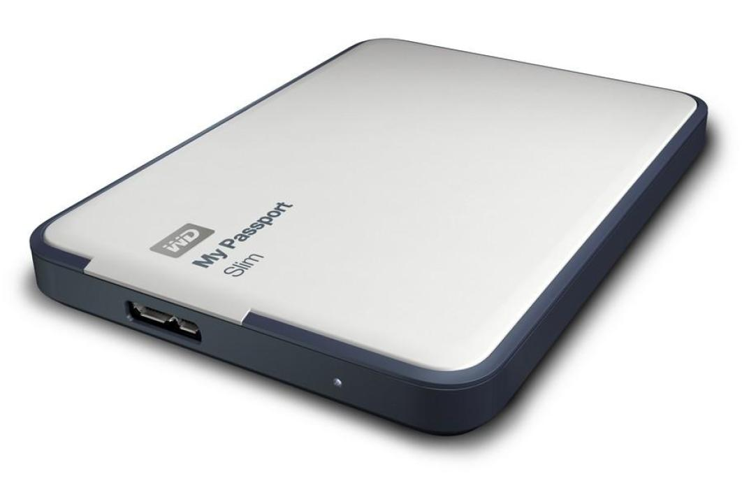 Western Digital My Passport Slim 2 To