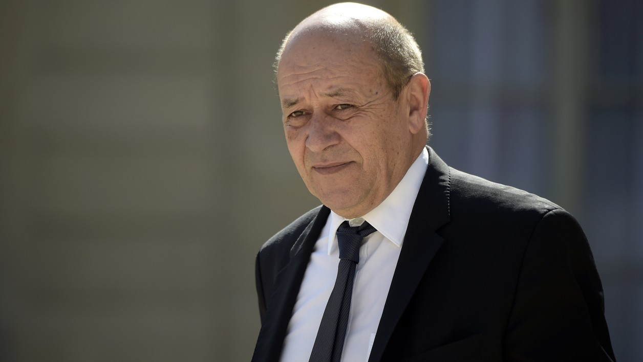 Jean-Yves le Drian. (illustration)