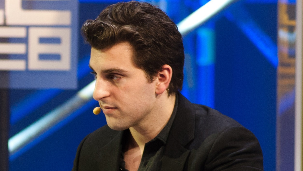 Le patron d'Airbnb Brian Chesky