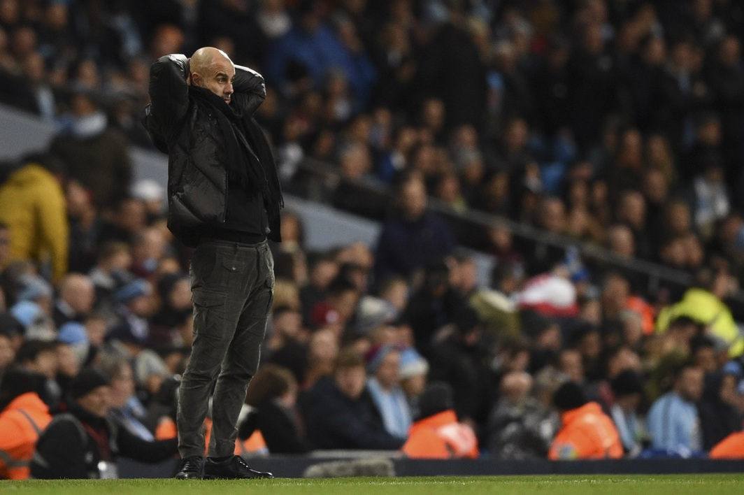 Premier League: Manchester City pas capable de rivaliser? L'aveu de Guardiola