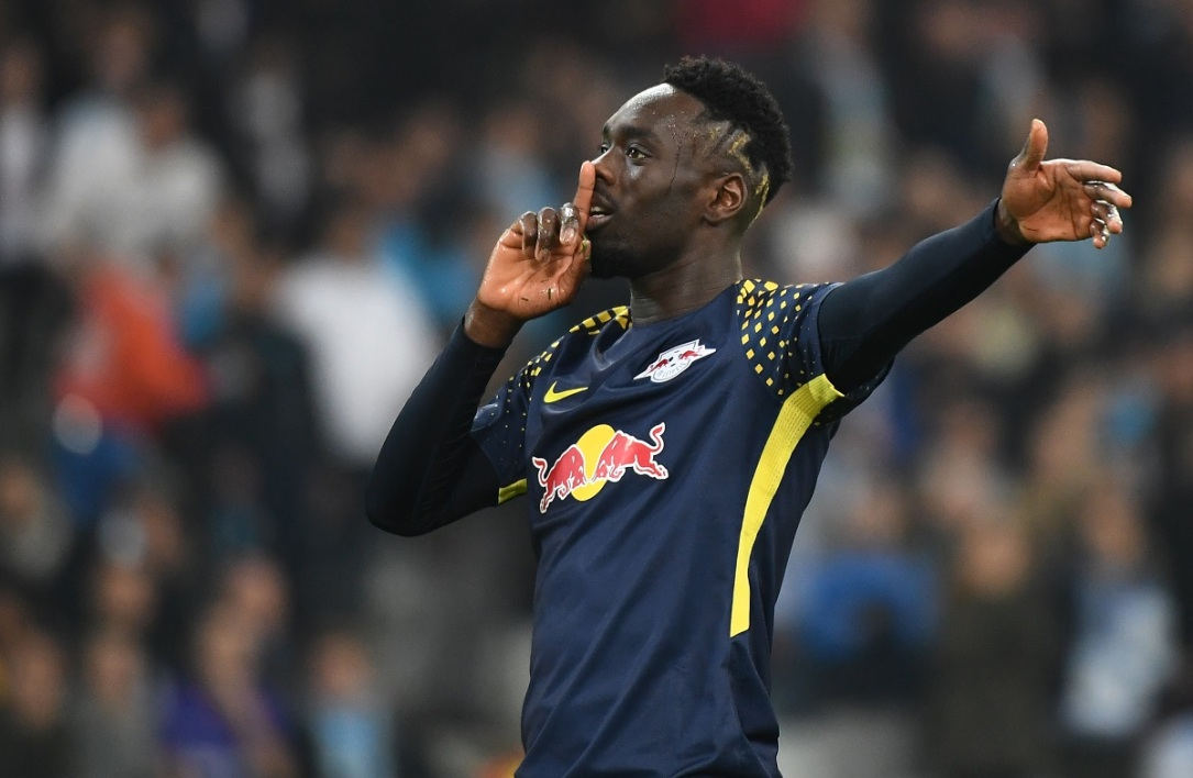 Jean-Kevin Augustin la joue fair-play — Ligue Europa