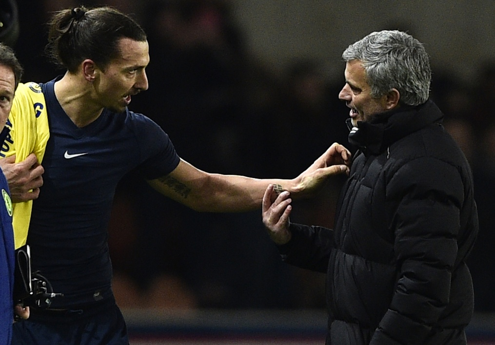 Manchester United : comment Mourinho a convaincu Ibrahimovic