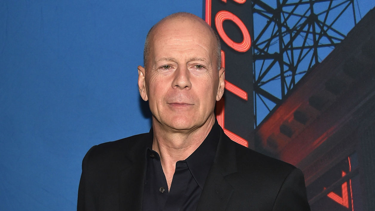 Bruce Willis lors d'un gala donné à New York en octobre 2014.