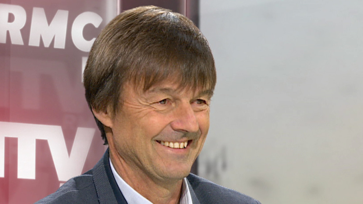 Axiom et Nicolas Hulot face à Jean-Jacques Bourdin: les tweets de l'interview