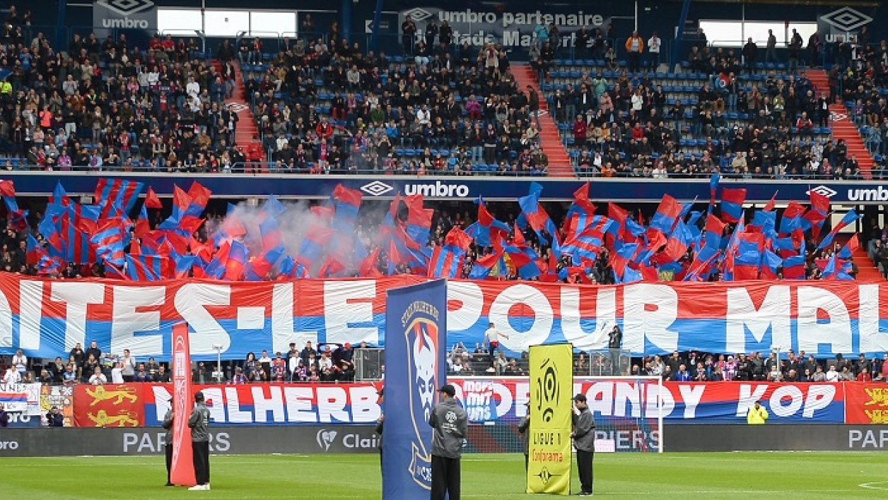 Supporters - Caen