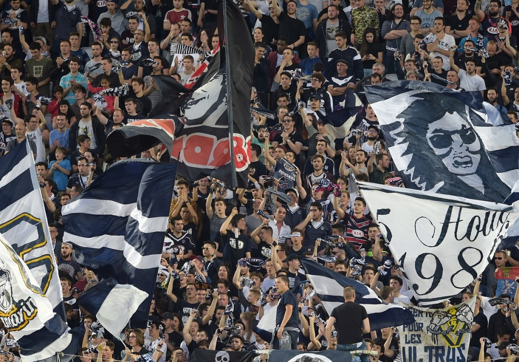 Supporters girondins