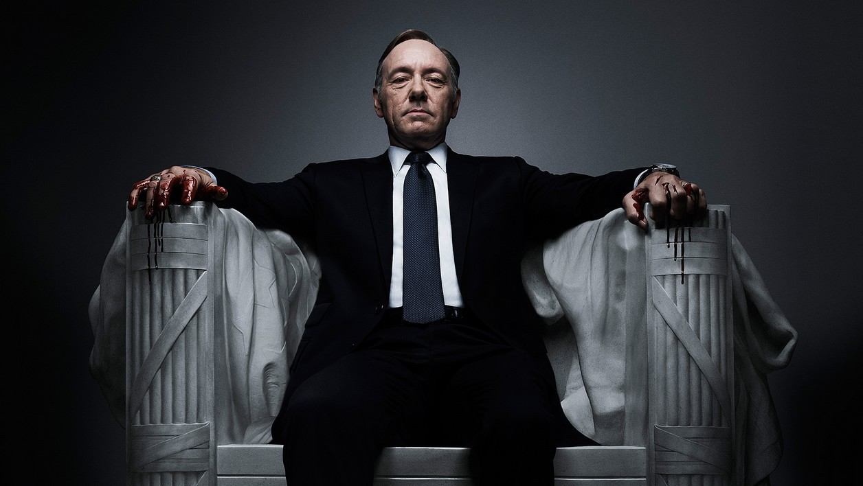 netflix, house of cards, Kevin Spacey,
