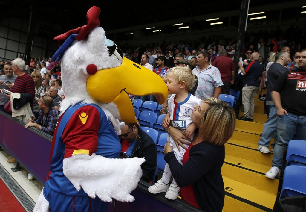 Premier League: le business des enfants mascottes bat son plein