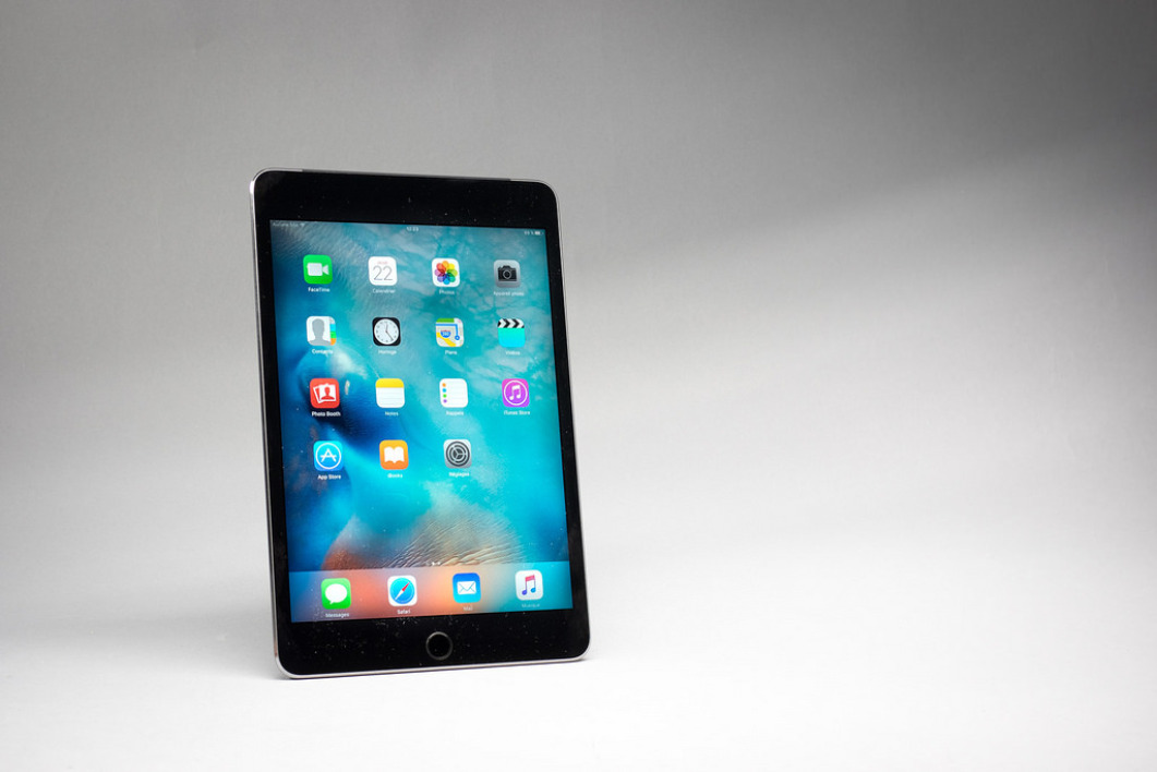Apple ipad mini 4 128 go wi fi 4g le test complet for Petite tablette