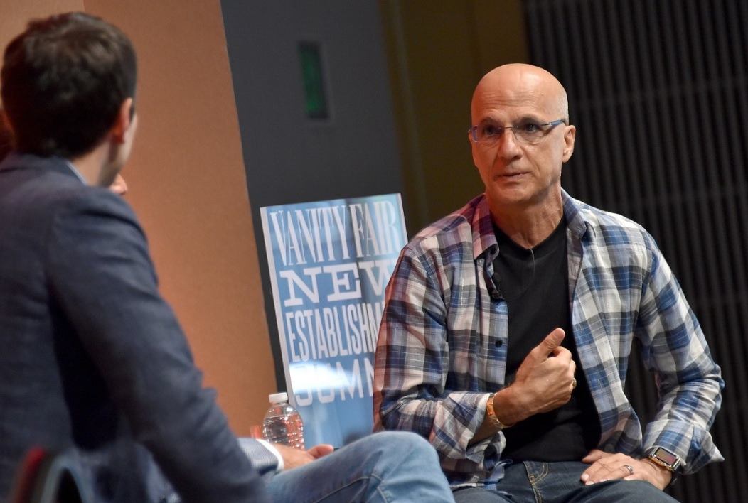 Accusé de sexisme, Jimmy Iovine (Apple) s'excuse