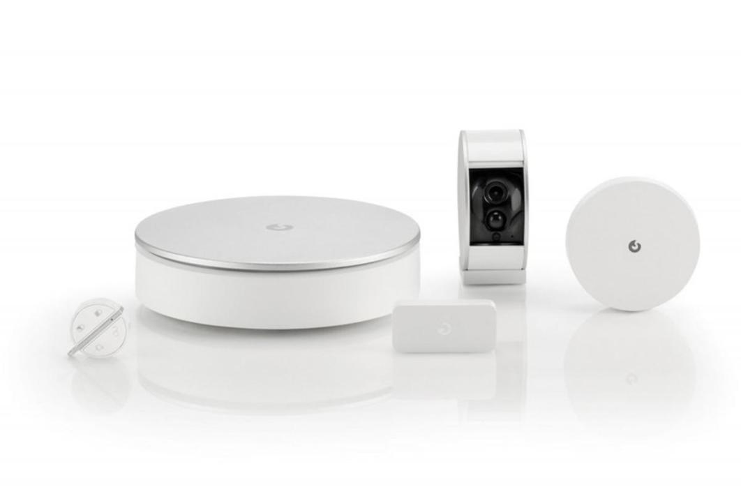 myfox home alarm avec security camera la fiche technique compl te. Black Bedroom Furniture Sets. Home Design Ideas