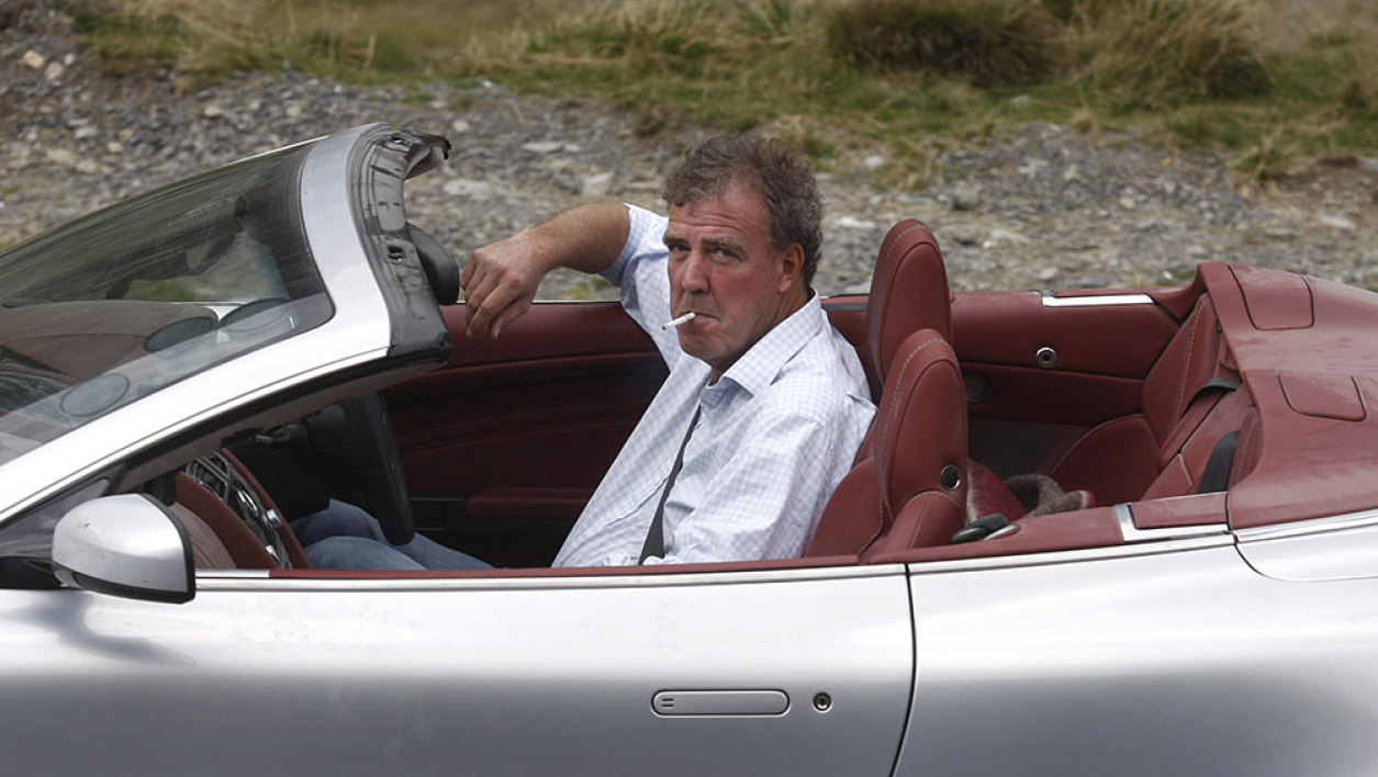 top gear jeremy clarkson finalement vir par la bbc. Black Bedroom Furniture Sets. Home Design Ideas