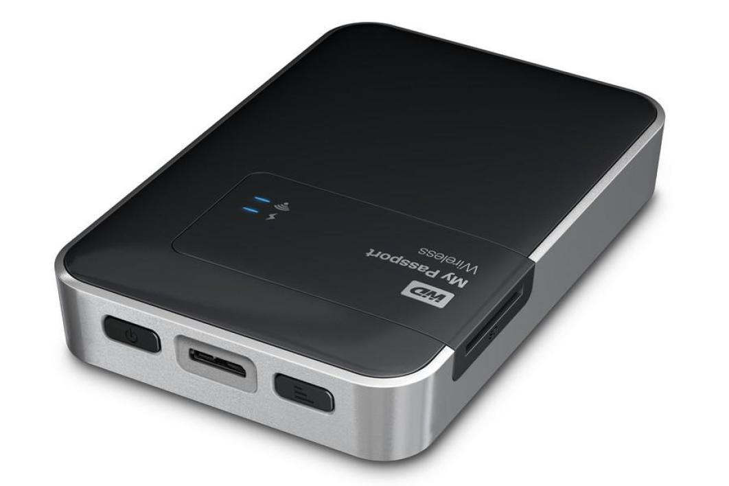 WD My Passport Wireless 1 To