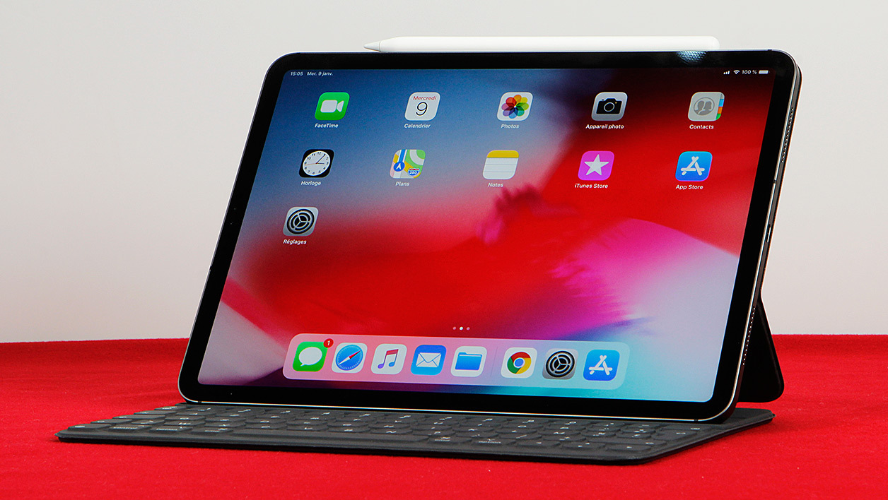 Apple iPad Pro 11 pouces 1 To Wi-Fi + 4G