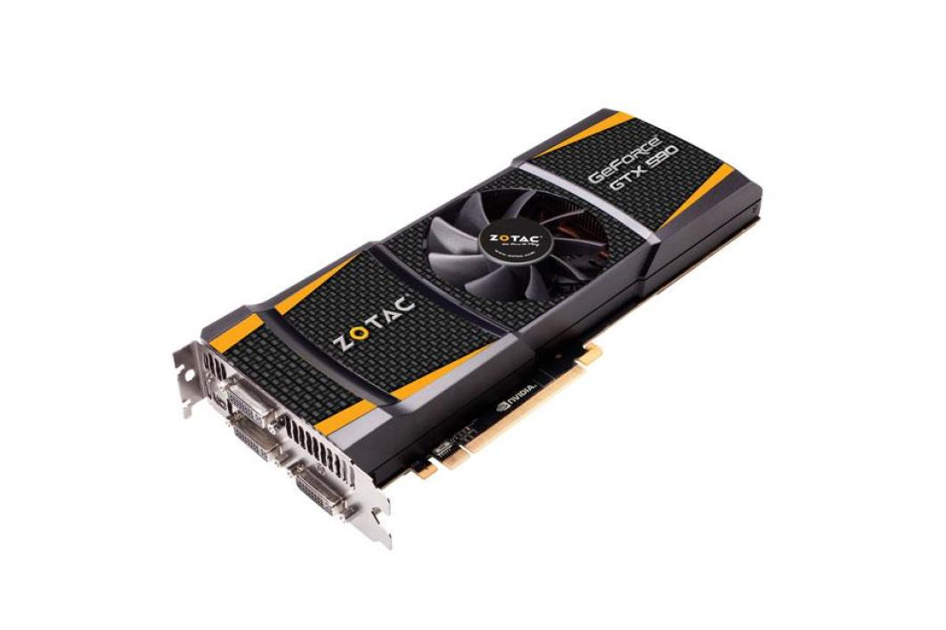 Zotac GeForce GTX 590