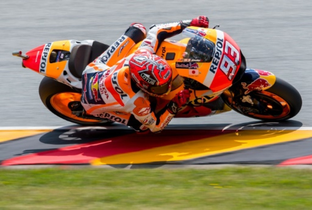 moto gp marc marquez roi du sachsenring. Black Bedroom Furniture Sets. Home Design Ideas