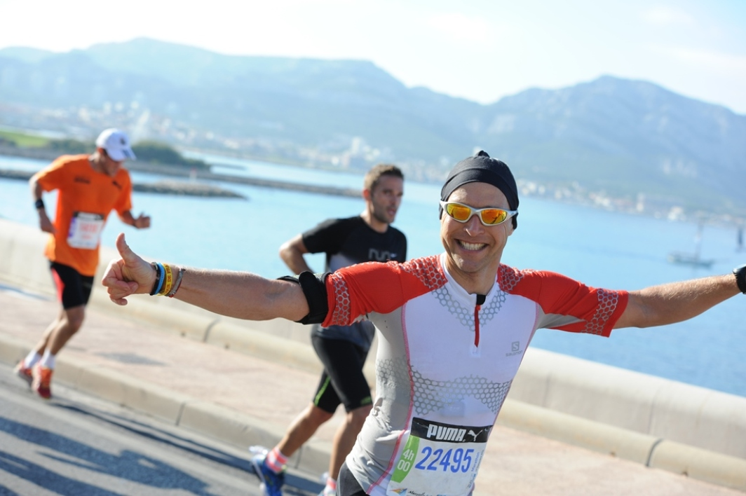 Plus de 6000 participants ont pris part à la 1ère édition de Run In Marseille.