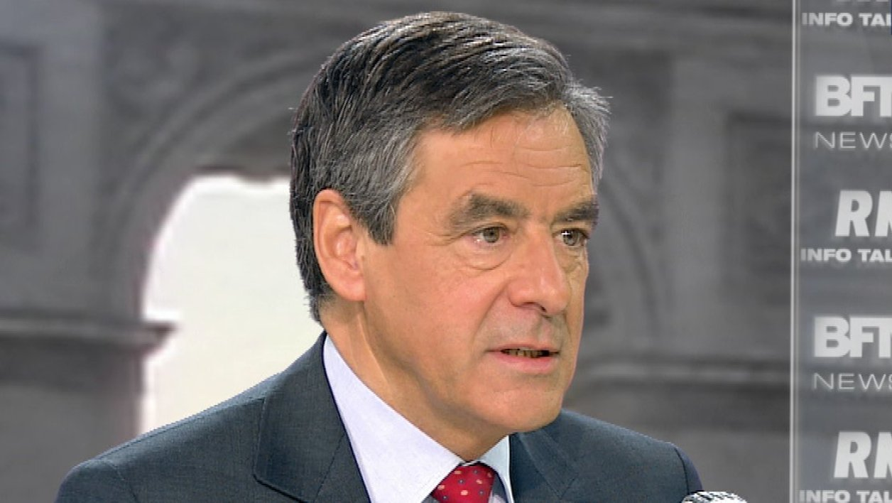François Fillon face à Jean-Jacques Bourdin: le retweet de l'interview