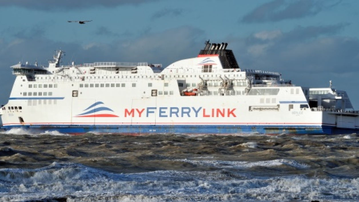Eurotunnel MyFerryLink Grande-Bretagne Ferries