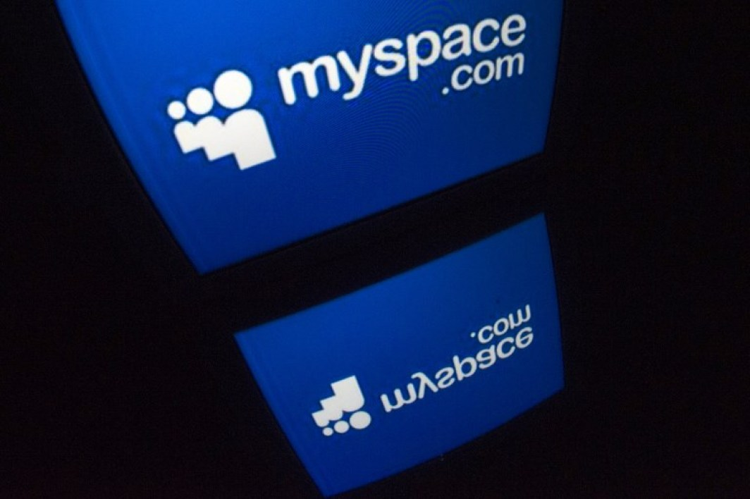 MySpace a procédé accidentellement à un grand ménage.