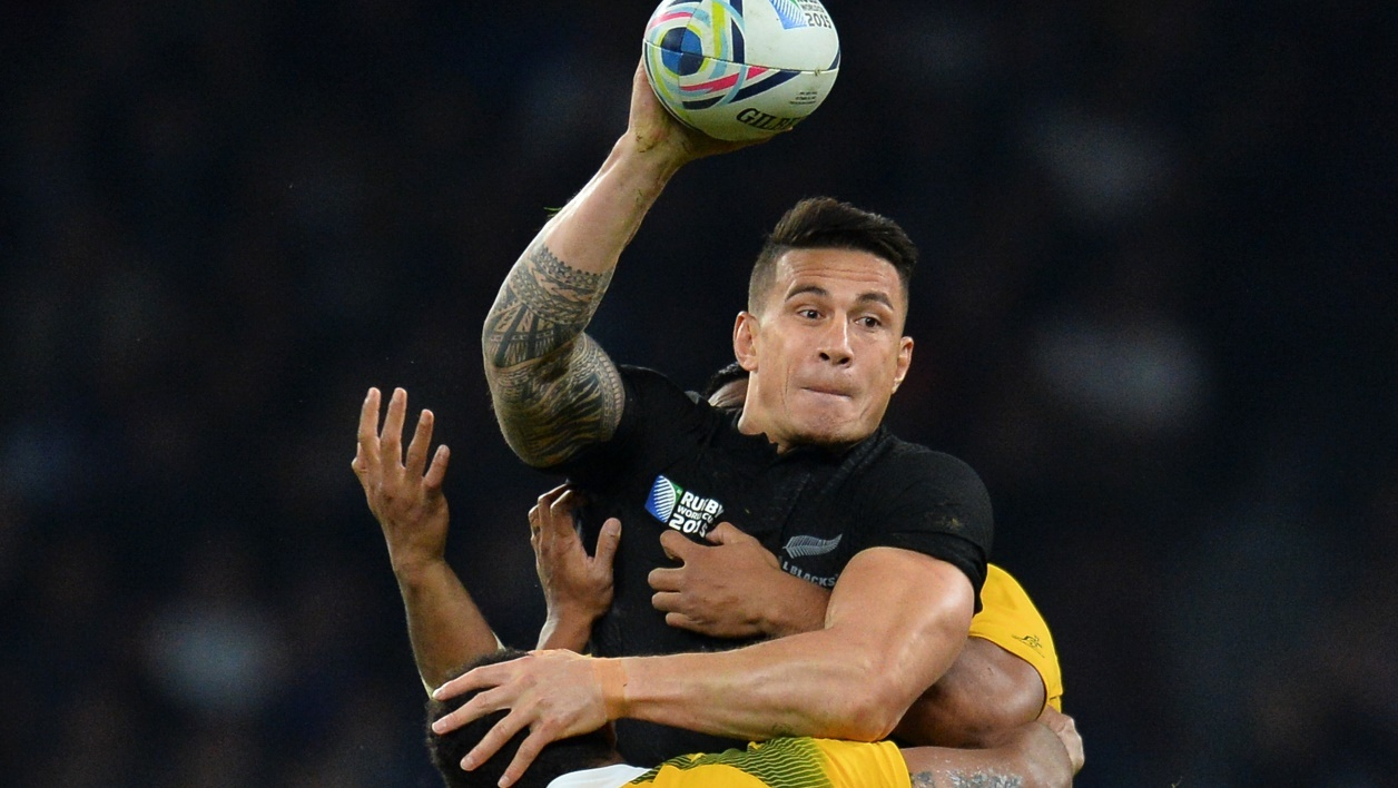 Sonny Bill Williams ne viendra pas à Toulon