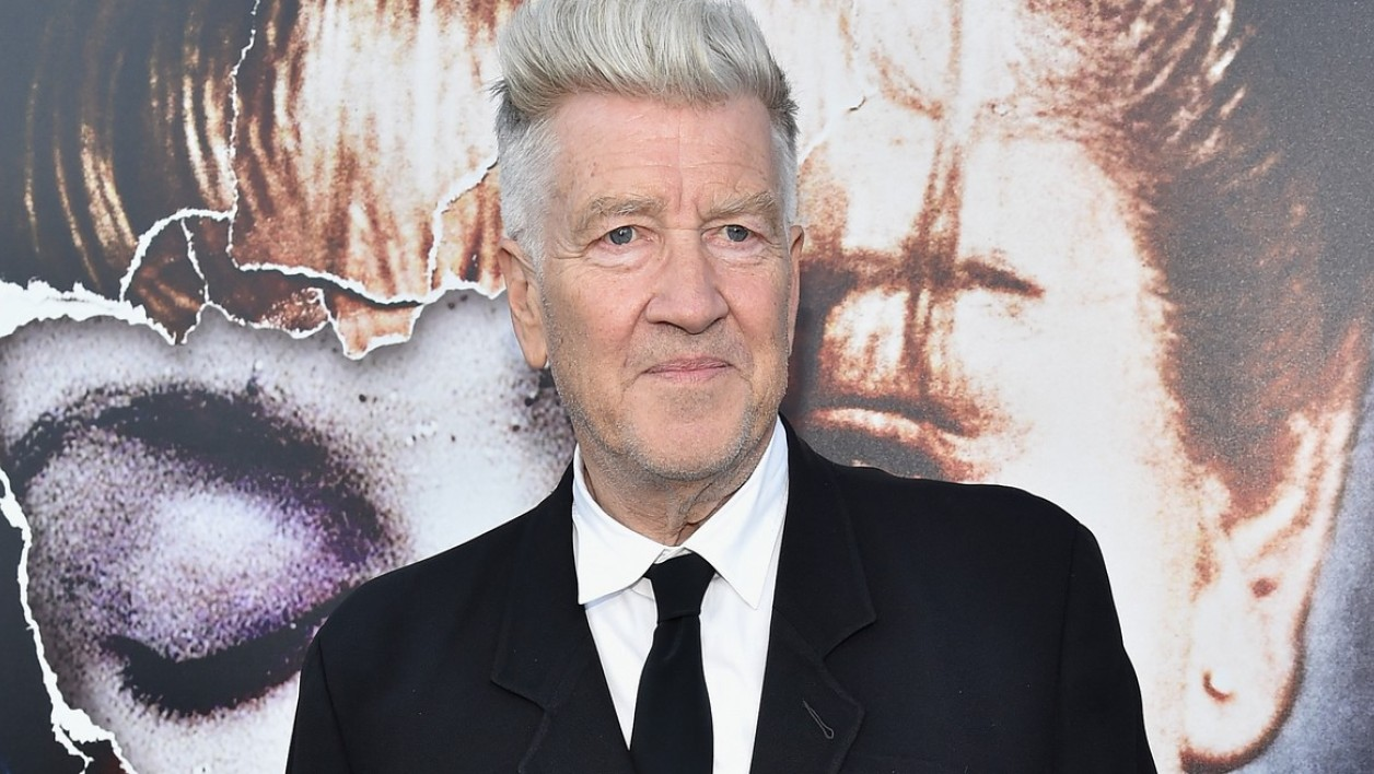 David Lynch le 16 juillet dernier à Los Angeles