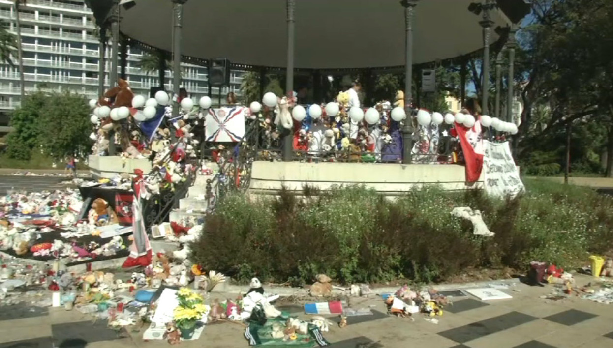 rassemblement, Nice, hommage