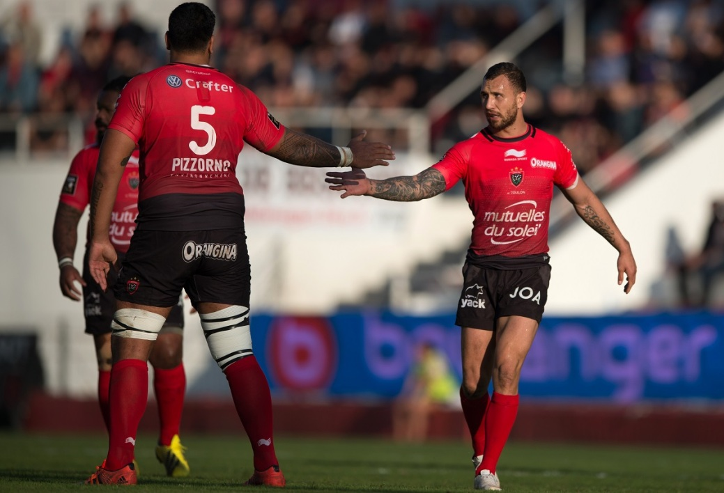 Top 14 : Toulon en démonstration