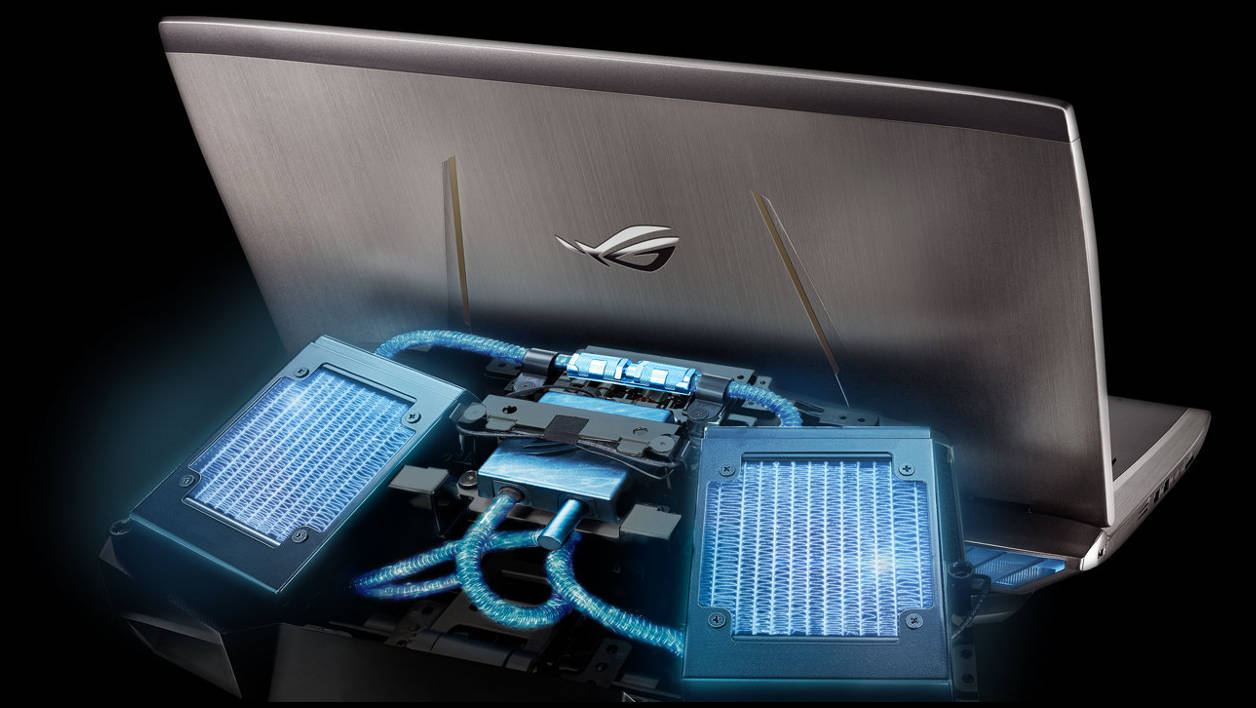 Asus Hydro Overclocking System