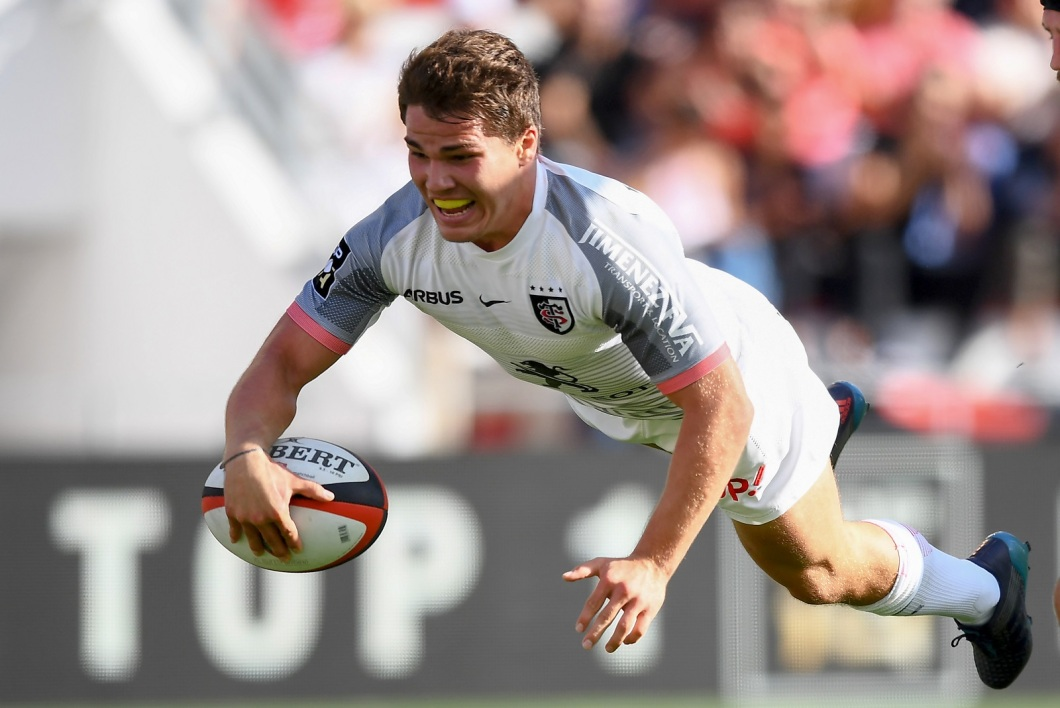 Rugby - Top 14 : Toulouse s'impose face à Toulon (18-13)