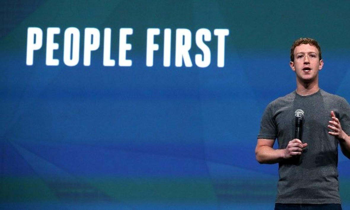 Mark Zuckerberg, Facebook, People First