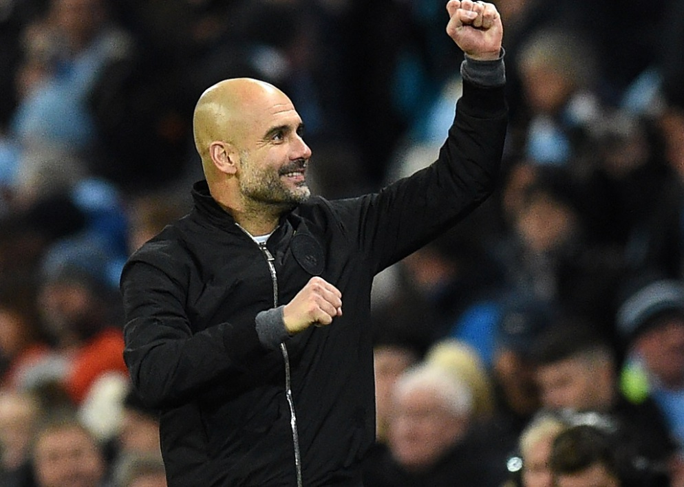 Man City ne s'arrête plus — Premier League