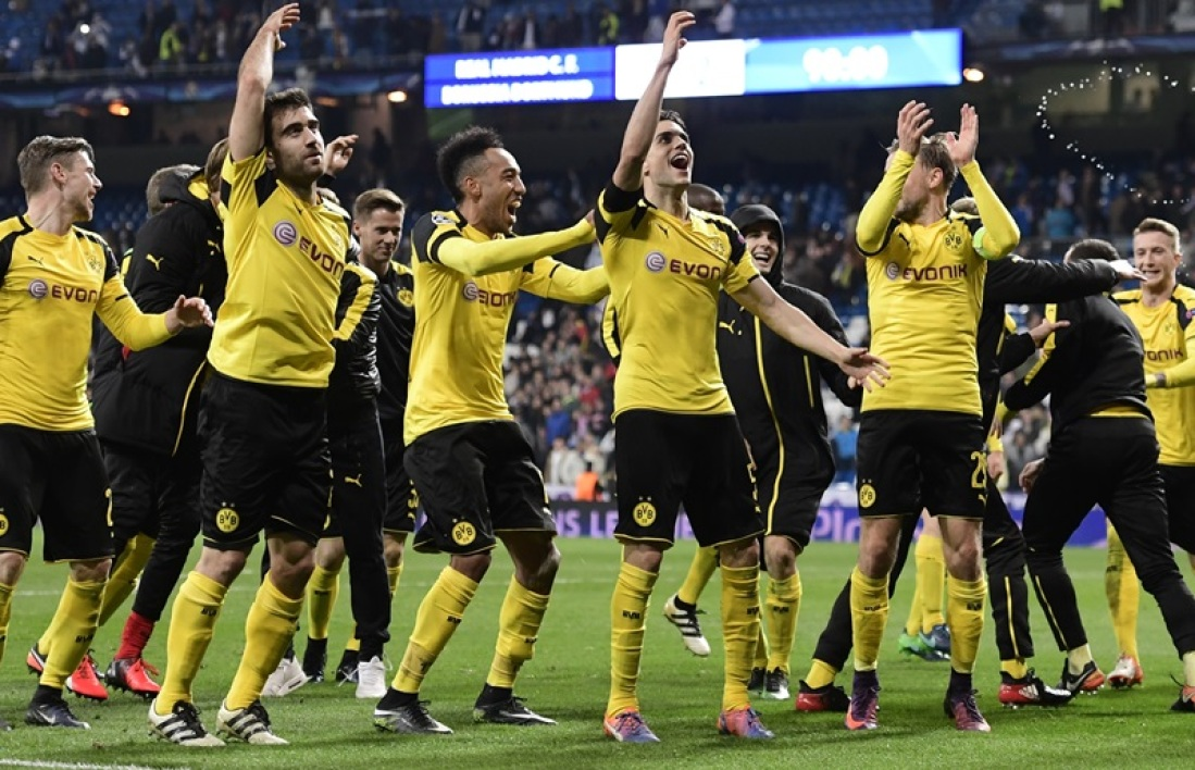 VIDEO - Ligue des champions: Dortmund résiste au Real Madrid, Porto atomise Leicester