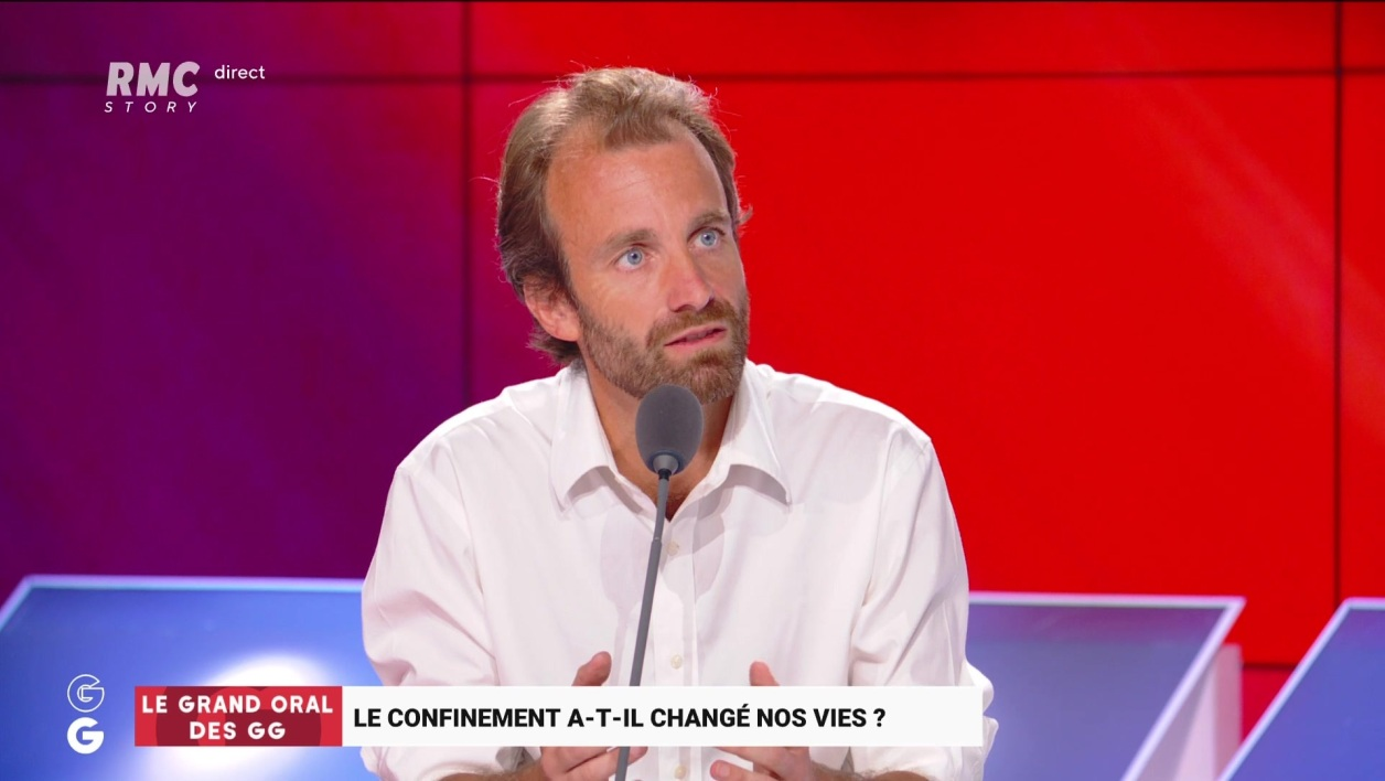 "REPLAY RADIO - Comment le confinement a-t-il changé nos vies? Le ""Grand Oral"" philosophique des ""Grandes Gueules"""