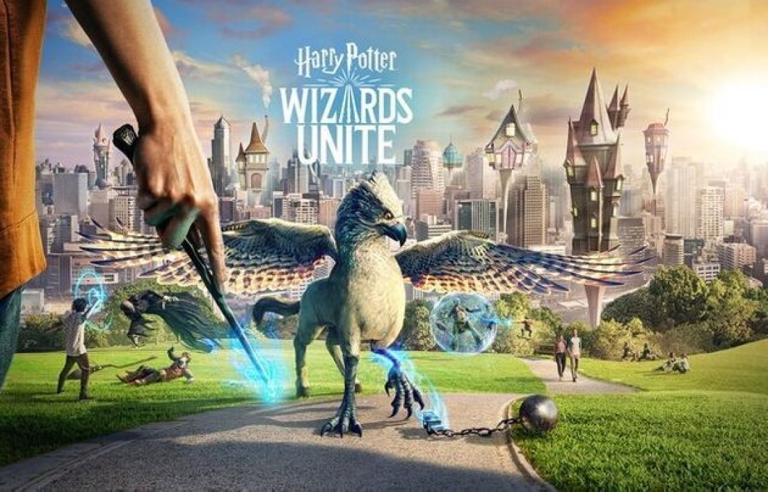 """Harry Potter: Wizards Unite"" a été lancé en France ce week-end."