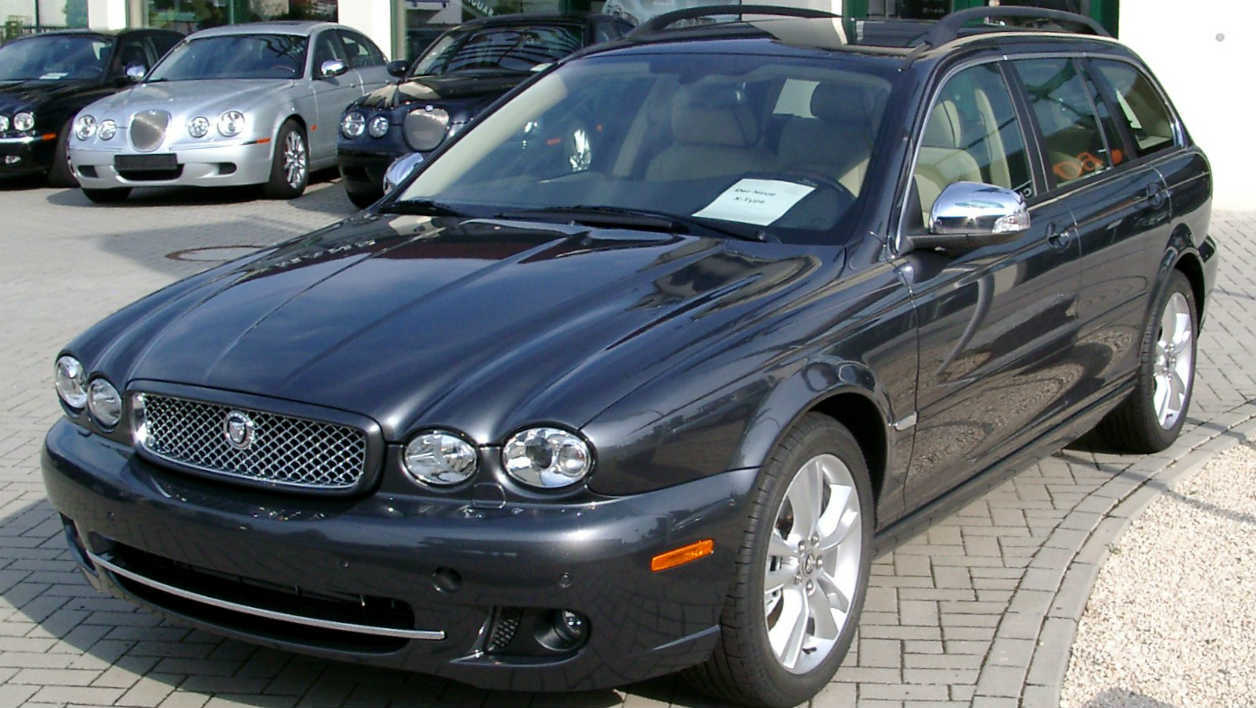 Jaguar X-Type Sovereign