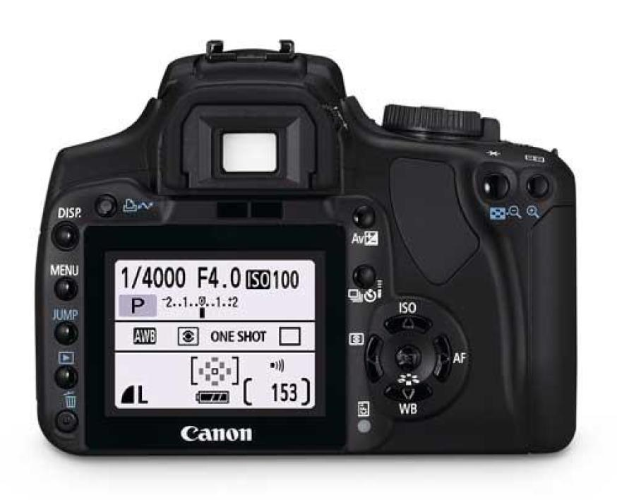 canon eos 400d zoom ef s 18 55 mm le test complet