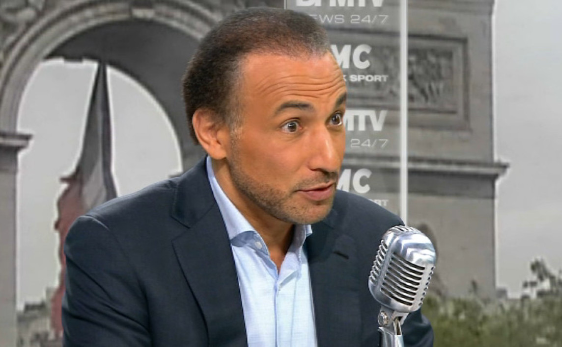 Tariq Ramadan face à Jean-Jacques Bourdin: les tweets de l'interview