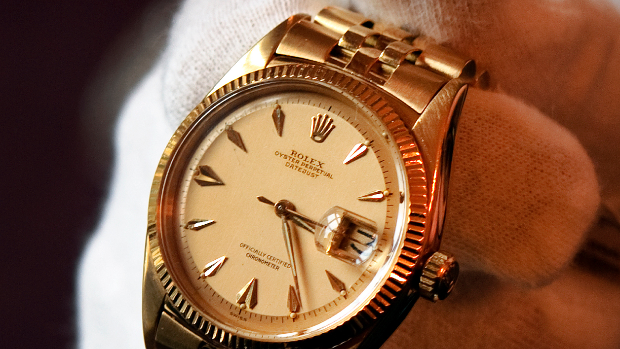 Une Rolex, image d'illustration.