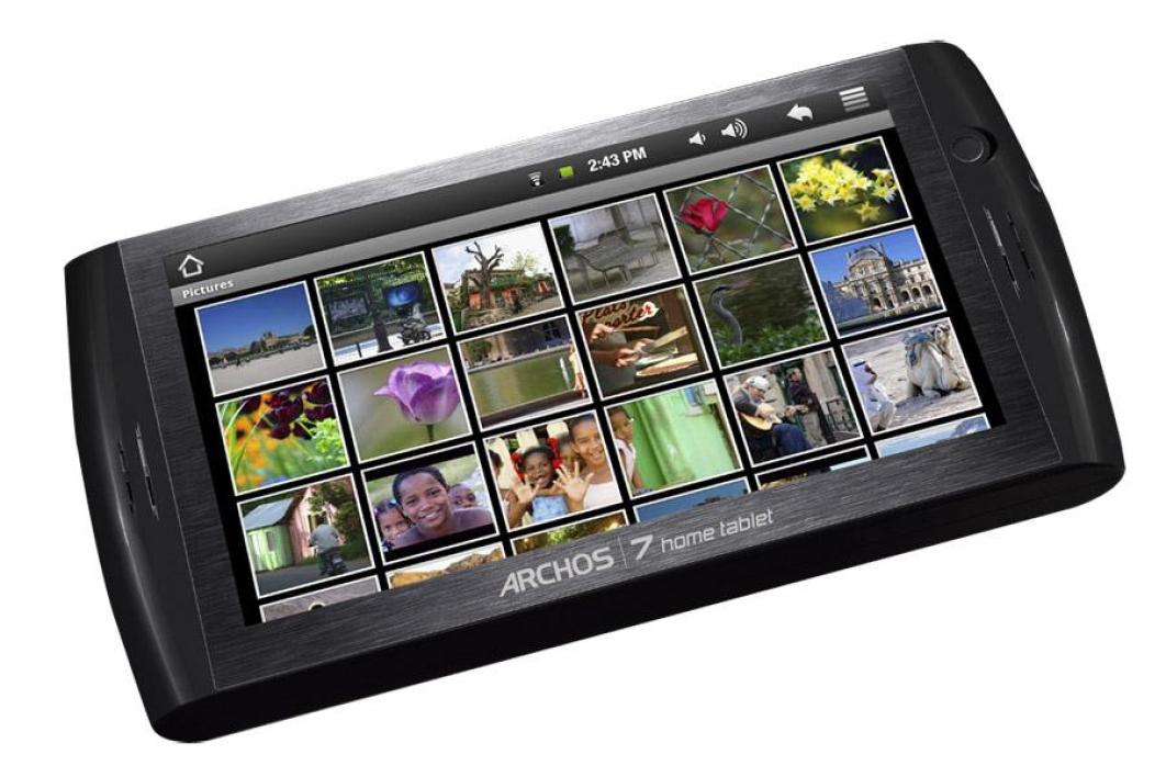 Archos Archos 7 Home Tablet
