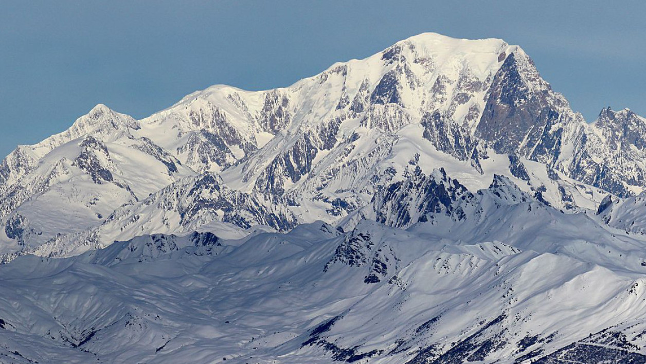 Le Mont-Blanc. (photo d'illustration)