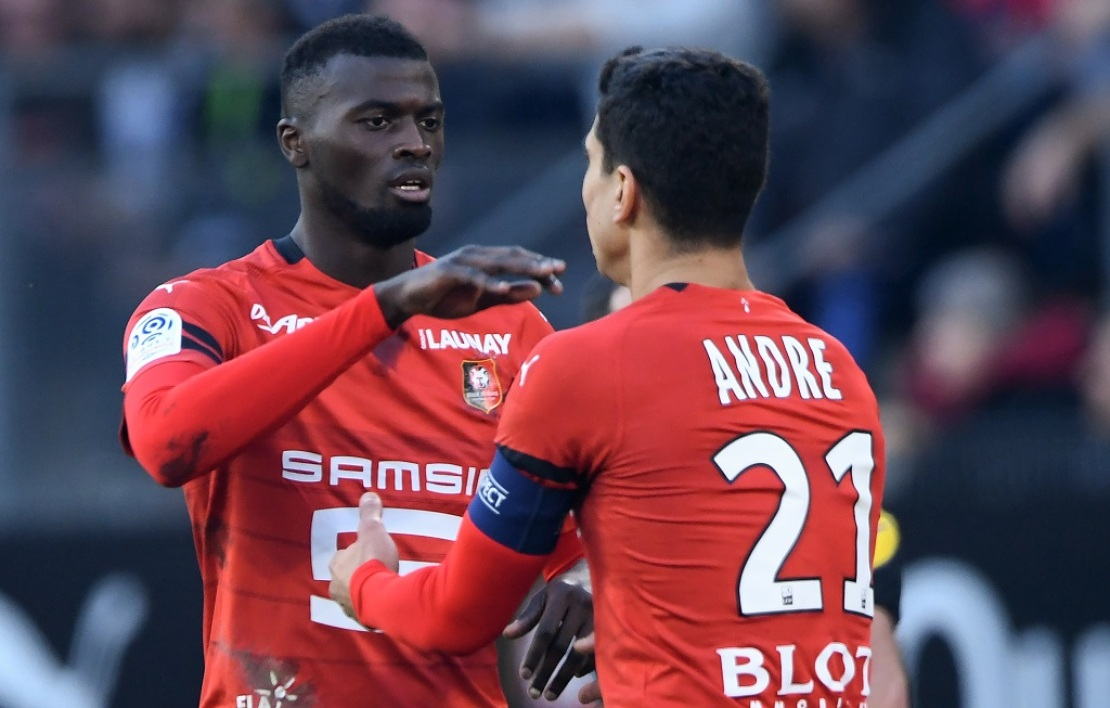Niang et André