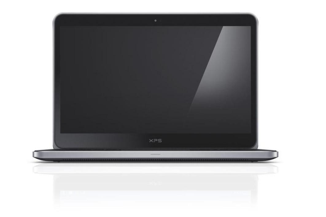 Dell XPS 14 (Silver)