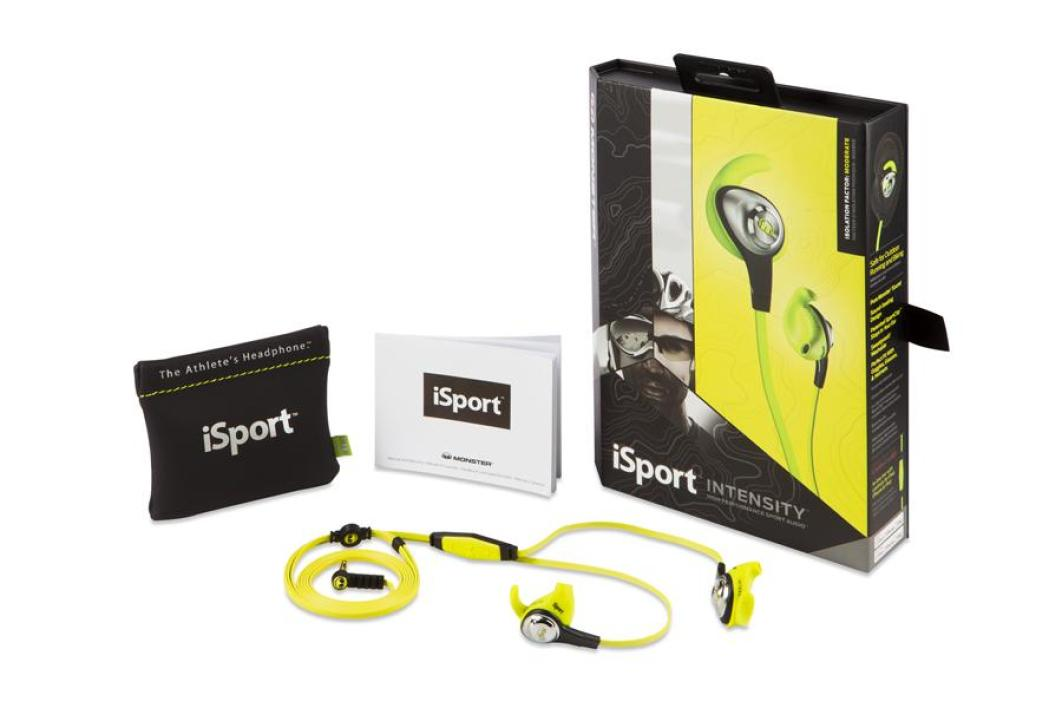 Monster Cable iSport Intensity
