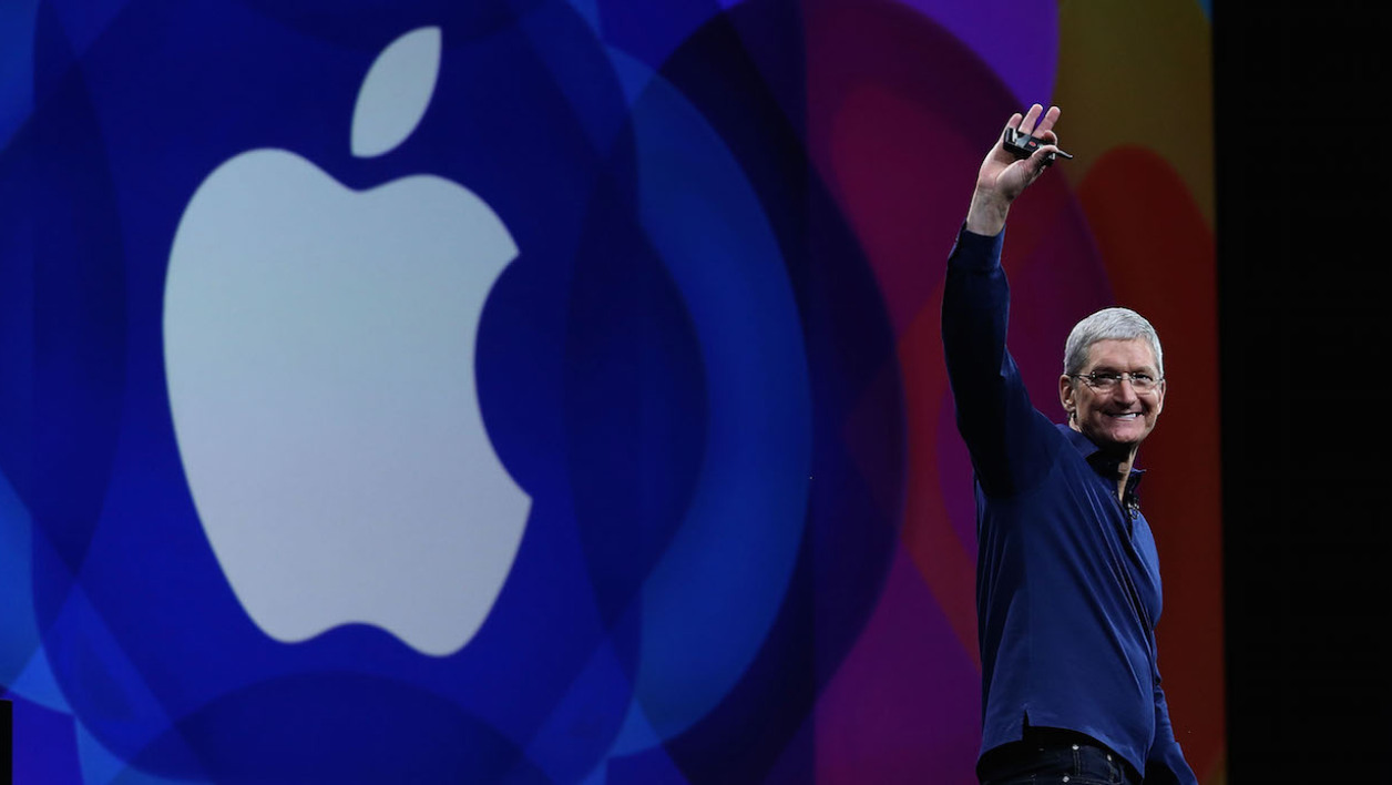 Suivez la keynote Apple en direct