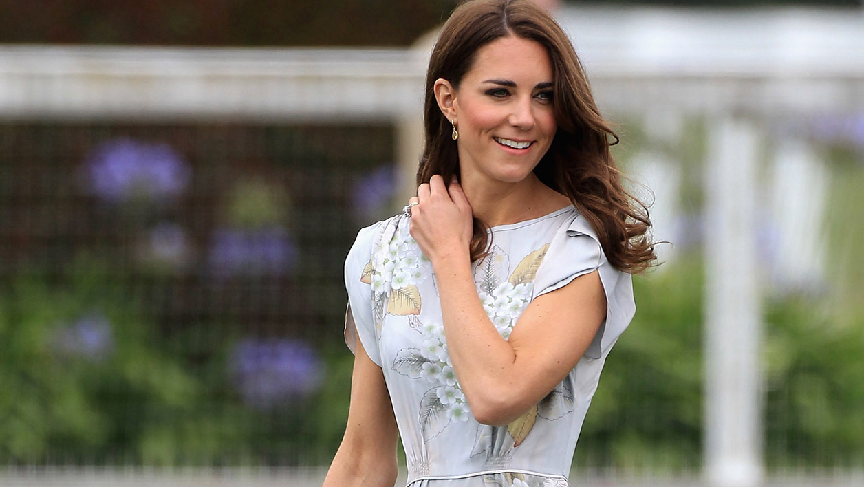 Kate Middleton en juillet 2011
