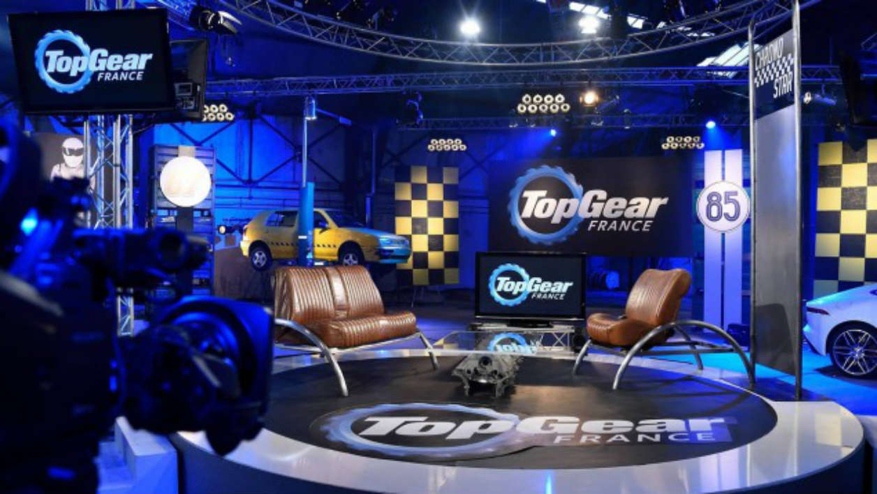 top gear france saison 4 assistez au tournage de l 39 mission de rmc d couverte. Black Bedroom Furniture Sets. Home Design Ideas