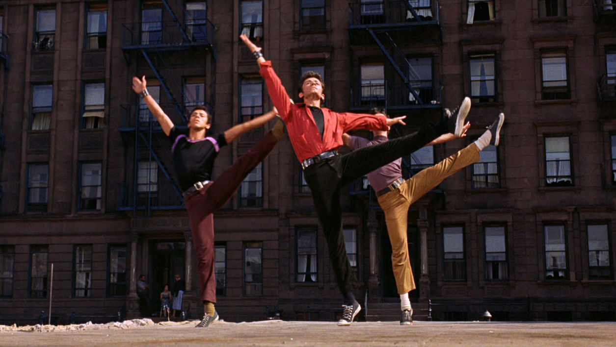 """West Side Story"", de Robert Wise et Jerome Robbins, en 1962"