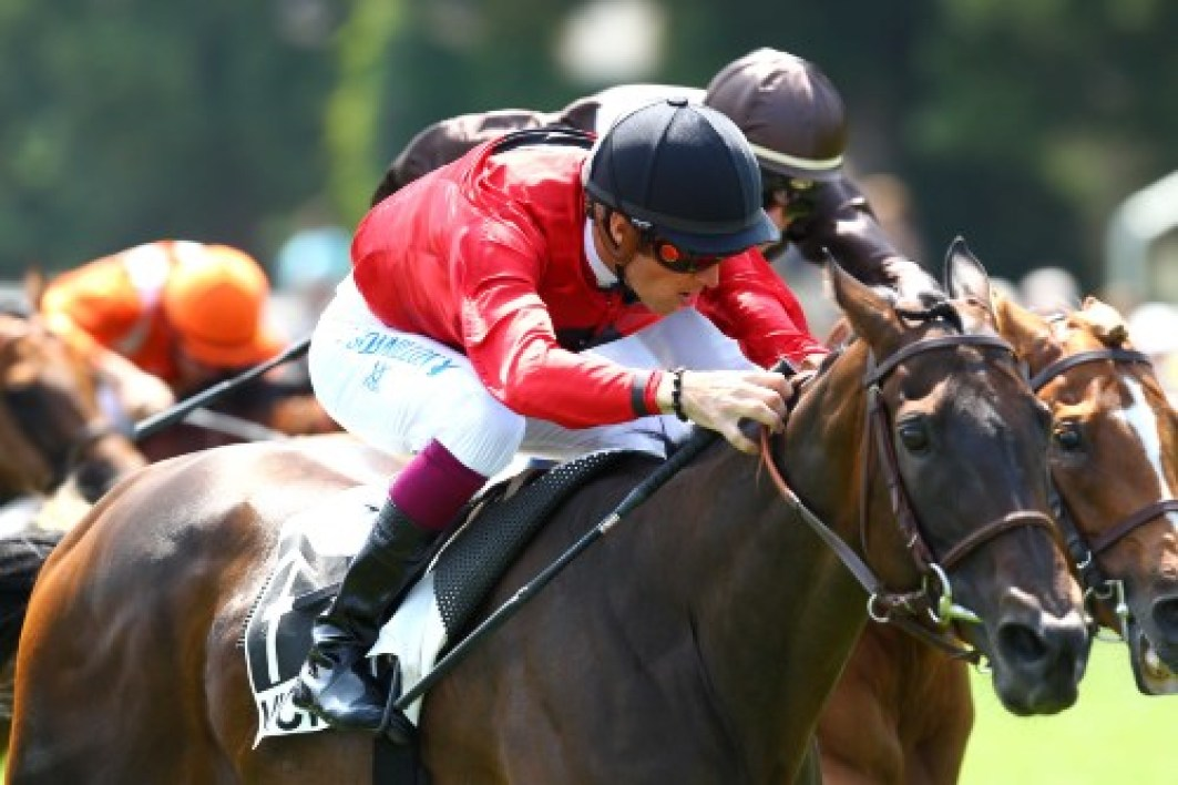 Christophe Soumillon reprend son bien