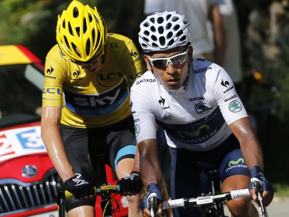 Froome-Quintana
